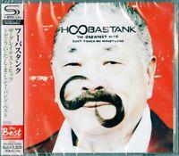 HOOBASTANK-THE GREATEST HITS DON'T TOUCH MY MOUSTACHE-JAPAN SHM-CD E50