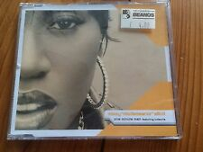 MISSY ELLIOT One Minute Man CD Single