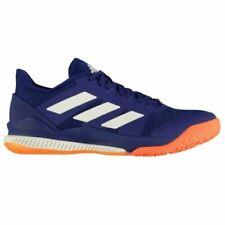 Zapatos informales de hombre azules adidas