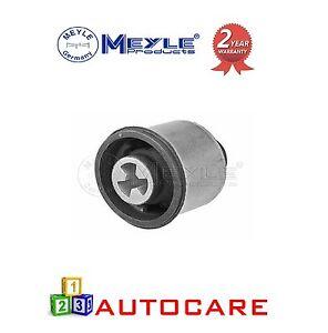 Meyle 2 x Rear Axle Bushes for VW Golf MK4 / Bora Audi A3 Seat Leon etc