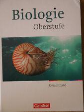 Biologie Oberstufe Gesamtband. Schülerbuch. von Brigitte Engelhardt, Stefanie...