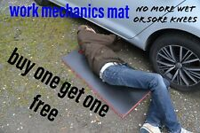 More details for buy 1 get 1 free  mechanic work mats 1 metre x 500mm x 20mm his and hers