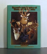 Records and Stories of Manitoba Big Game Trophy Hunting