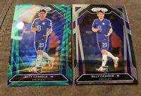 2020-21 Prizm  Billy Gilmour Green Wave Prizm RETAIL SSP And (1) Base