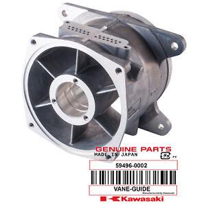 59496-0002 Kawasaki Vane Guide OEM