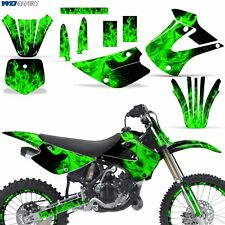 Graphic Kit Kawasaki KX 85/100 Dirt Bike MX Motocross KX85 KX100 2001-2013 ICE G