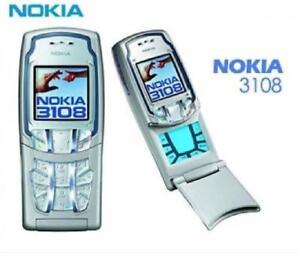 ORIGINAL Nokia 3108 Orange 2G UNLOCKED Mobile Phone WARRANTY Museum Collectors