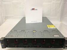 HP ProLiant DL560 G8 Quad Ten-Core E5-4650 v2 *40 Cores 1.8TB SAS 128gb RAM ESXI