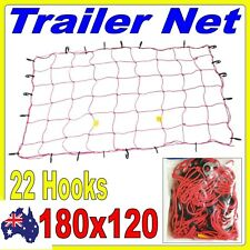 QUALITY SYNECO UTE TRAILER CARGO NET BUNGEE TRUCK SUV 4WD CAMPING SECURE LOAD