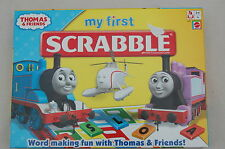 Scrabble Plastic 3-4 Years Modern Board & Traditional Games