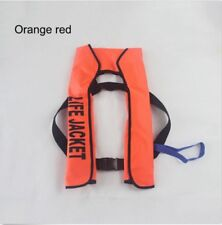 Adult Automatic Inflation Manual Inflatable Life Jacket 150N PFD Survival Vest