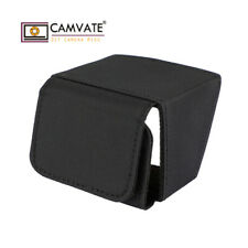 CAMVATE LCD Hood Blendschutz für Panasonic GH5 GH5S G9 Canon Vixia HF R500 R42