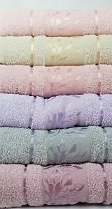 Bath Towels 6 Pack Cotton Towel, Bath Towel Bulk,Big soft Bath towel,Hand towels