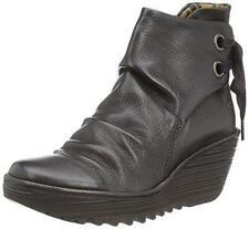 Wedge Mid Heel (1.5-3 in.) Formal Boots for Women