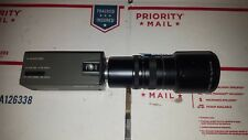 Sony SSC-D5 With 18-108/2.5 Zoom Lens  JAPAN LENS  NO. 4514122