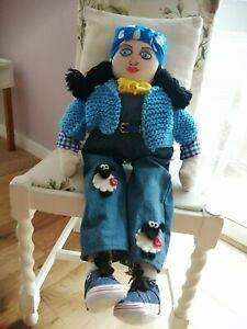 """""""Alice Springs"""" Rag Doll"""