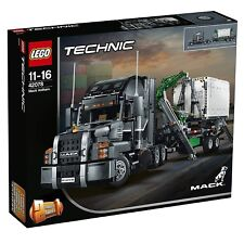 Lego-42078 LEGO technique Mack Truck