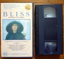 BLISS Rare CEL VHS Video Australian Film Barry Otto Lynette Curran & Helen Jones