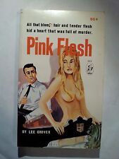 Pink Flesh: Lee Grover Neva Paperbacks 1966 Sleaze/GGA/Fiction/Adult E-43