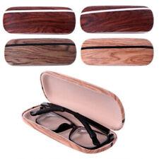 88948e6f71 Gafas de sol de grano de madera Eye Glasses Eyewear Hard Case Box Protector