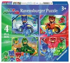 PJ Masks Jigsaw Puzzle -  4 Puzzles in a Box 06974 New