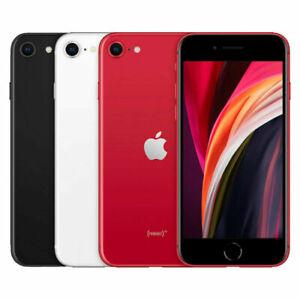 Apple iPhone SE 2020 - 64GB - Factory Unlocked - Good Condition