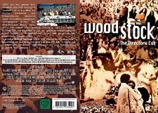 Woodstock, Director's Cut, Spieldauer ca. 216 Min.,Jimi Hendrix,Janis Joplin,DVD