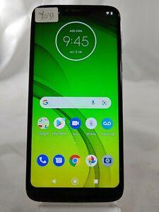 Motorola Moto G7 Power XT1955-5 32GB T-Mobile GSM Unlocked Smartphone Blue Y096