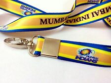 Mumbai Indians 2017 IPL Lanyards accessories Office ID card holder