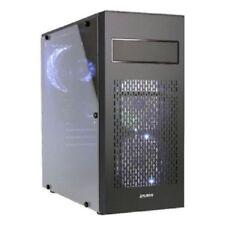 8ZALMAN N2 ATX MID TOWER COMPUTER PREMIER CASE #LED #COOLING FAN #STEEL_V