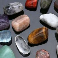 Set of 20 Healing Crystal Natural Gemstone Reiki Chakra Collection Stone Kits