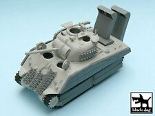 Black Dog 1/48 US M4A3 Sherman Marine Accessories Set (Hobby Boss 84803) T48007
