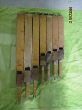 1929 Original Unc Chapel Hill Organ Choir Flute d'amour Wood Pipes Large 4 Left