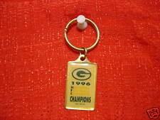 Green Bay Packers 1996 NFC Champs NFL Keychain