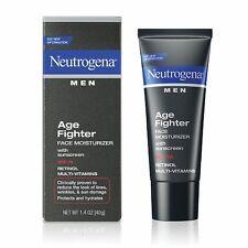 Neutrogena Men Age Fighter SPF 15 Face Moisturizer, 1.4 oz (Two Tubes)
