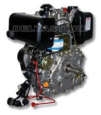 MOTORE AXO DIESEL 10HP E-START CILINDRICO 25,4mm YANMAR KUBOTA LOMBARDINI ACME