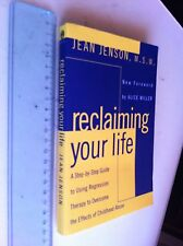 reclaiming your life - jean jenson  in lingua inglese del 1996