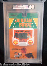 1989 JORDAN VS BIRD ONE ON ONE LCD HAND HELD GAME TIGER ELECTRONICS VGA 85 NM+