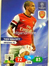 Adrenalyn XL Champions League 13/14 - Theo Walcott-arsenal fc