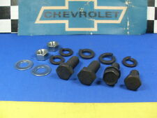 BOLT KIT! 1968 Chevy Camaro Nova Big Block 396 427 Power Steering Brackets