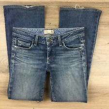 Paige Women's Jeans Hollywood Hills Boot Cut Size 26 Actual W30 L28 (AU20)