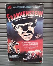 "Sideshow Toys Universal Monsters Horror Karloff FRANKENSTEIN 12"" Action Figure"