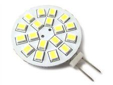 2 Lampadine LED G4 Bispina DC AC 3W 12V e 24V Bianco Neutro 18 SMD 2835 10V-30V