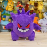 11'' Pokemon Gengar Pocket Monster Plush Toy Stuffed Soft Doll Great Xmas Gift