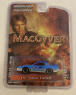 Greenlight Hollywood Macgyver 1987 Pontiac Firebird 1:64 Diecast Blue JJA