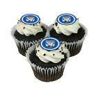 NRL Canterbury Bulldogs Edible Image Birthday Cup Cake Topper Decoration