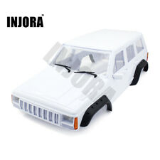INJORA ABS Hard Plastic 313mm Cherokee Body Shell For 1:10 RC SCX10 & SCX10 II