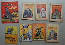 Adventure storypaper Free Gift x 8 (1937) #793-832 (phil-comics)