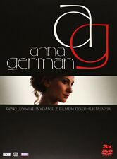 Anna German [Box 3 DVD]  - Waldemar Krzystek (Shipping Worldwide) - Polish