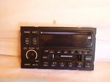 95-02 Buick Century Park Avenue Radio Cd Tape Face Plate 09366374 NB32121